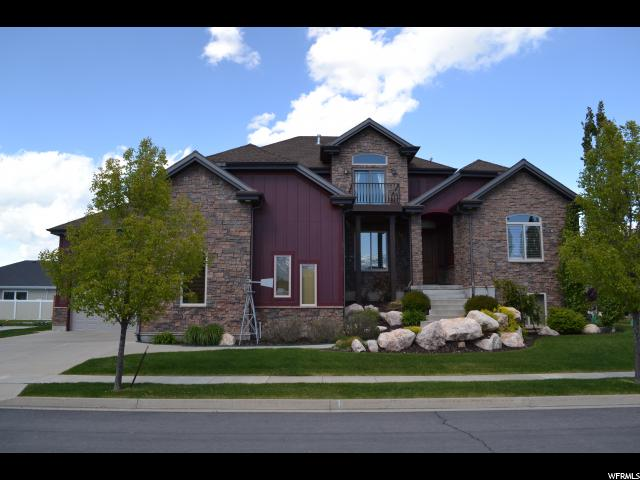 Single Family for Sale at 5830 BELMONT Drive Mountain Green, Utah 84050 United States