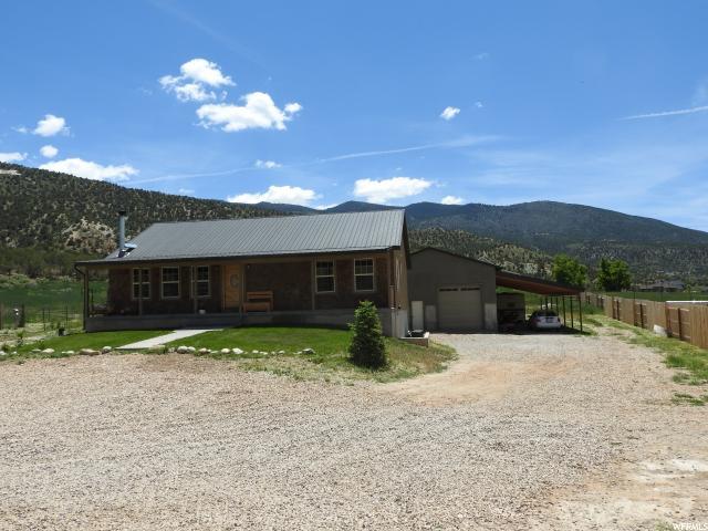 Single Family for Sale at 300 N 800 E Manti, Utah 84642 United States