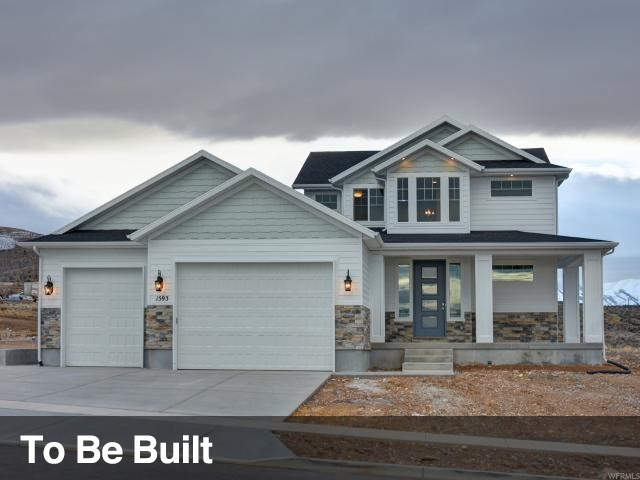 Single Family for Sale at 7867 N COBBLEROCK Road Lake Point, Utah 84074 United States