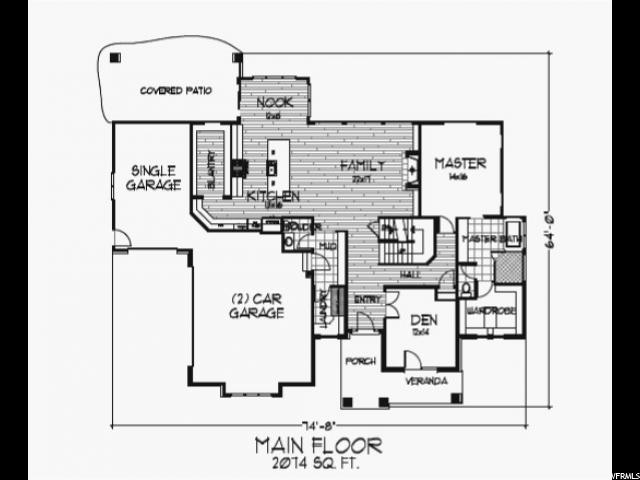 554 S 1850 1850 Unit 56 Heber City, UT 84032 - MLS #: 1452974