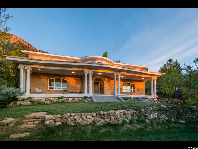 Home for sale at 3780 E Thousand Oaks Cir, Salt Lake City, UT  84124. Listed at 1150000 with 5 bedrooms, 4 bathrooms and 4,845 total square feet