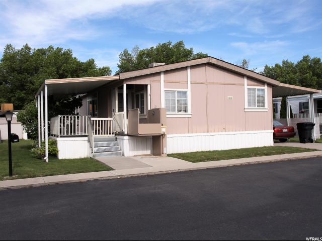 واحد منزل الأسرة للـ Sale في 3067 S JUSTICE Street 3067 S JUSTICE Street Unit: 152 West Valley City, Utah 84119 United States