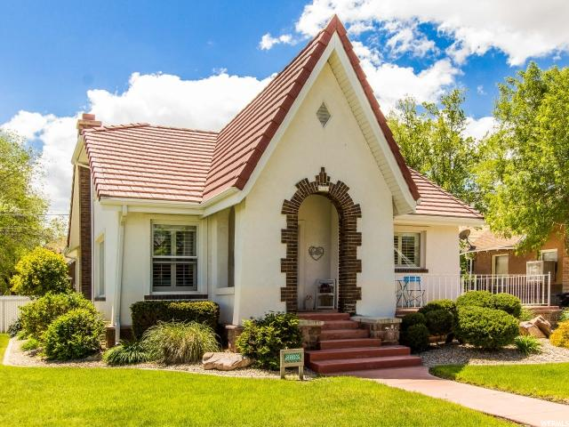 Один семья для того Продажа на 8803 W PARK Street Copperton, Юта 84006 Соединенные Штаты