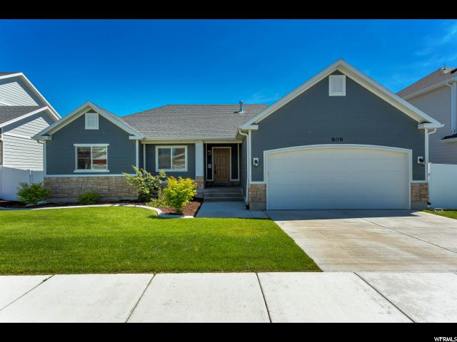 809 W STAR SPANGLED DR, Bluffdale UT 84065