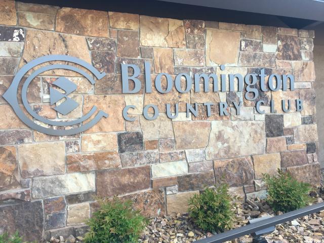 1276 W BLOOMINGTON DR St. George, UT 84770 - MLS #: 1453100