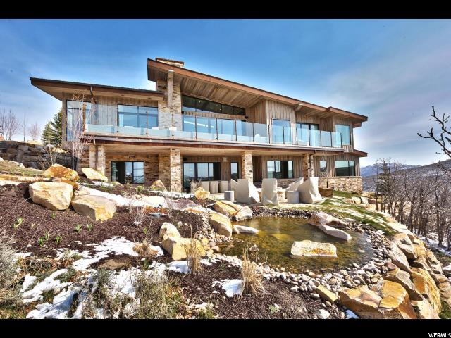 Single Family للـ Sale في 3732 ASPEN PT Park City, Utah 84098 United States