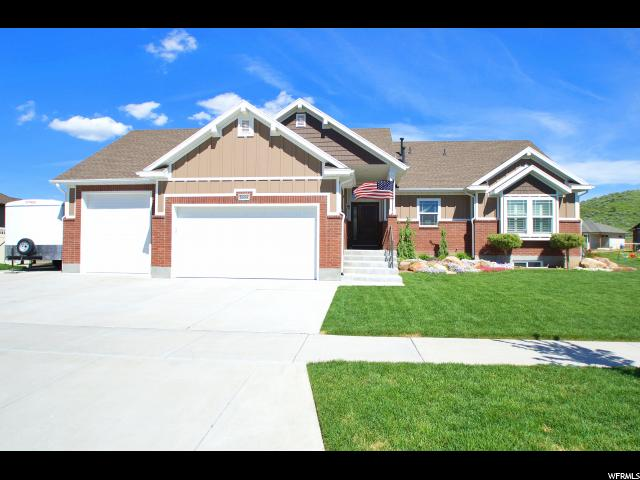 5998 N RAWHIDE CT, Mountain Green UT 84050