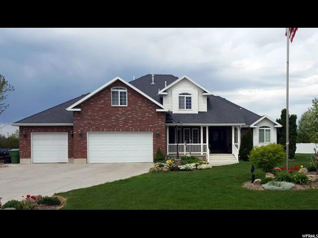 Single Family for Sale at 283 SCHIESS Court Nibley, Utah 84321 United States