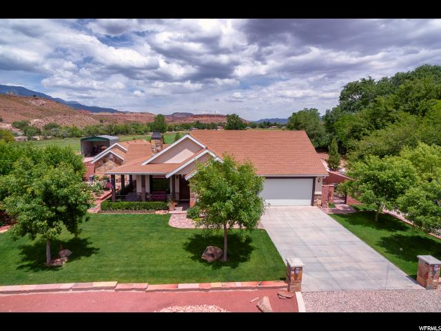 Single Family for Sale at 585 S RED CLIFFS Road Leeds, Utah 84746 United States