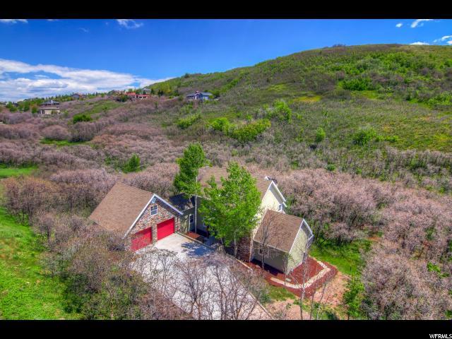 Unifamiliar por un Venta en 5664 E PIONEER FORK Road Emigration Canyon, Utah 84108 Estados Unidos