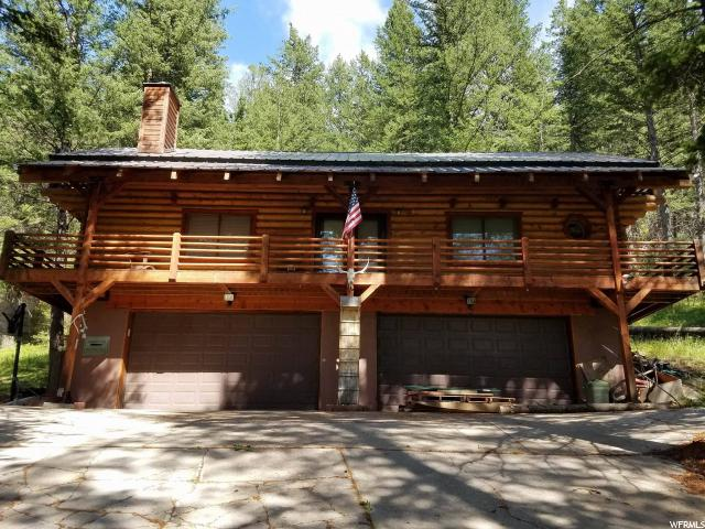 Recreational Property for Sale at 14426 S SMITH CANYON Road Lava Hot Springs, Idaho 83246 United States