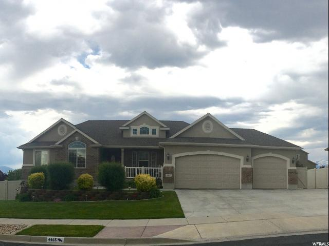 4465 W VISTA MONTANA WAY, West Valley City UT 84128