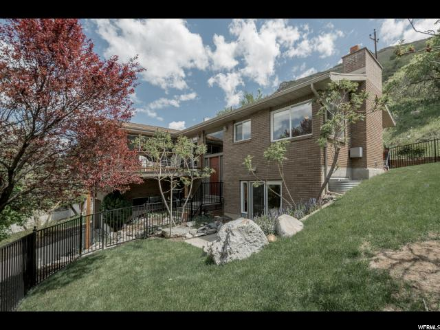 8535 S TOP OF THE WORLD CIR, Cottonwood Heights UT 84121