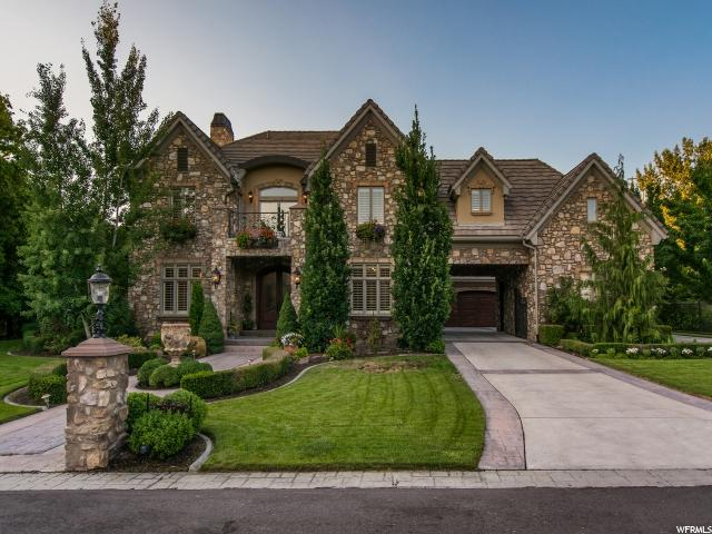 Single Family للـ Sale في 2007 E REGAL STREAM CV Cottonwood Heights, Utah 84121 United States