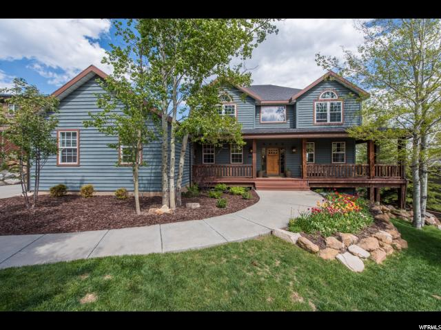 8842 SADDLEBACK RD, Park City UT 84098