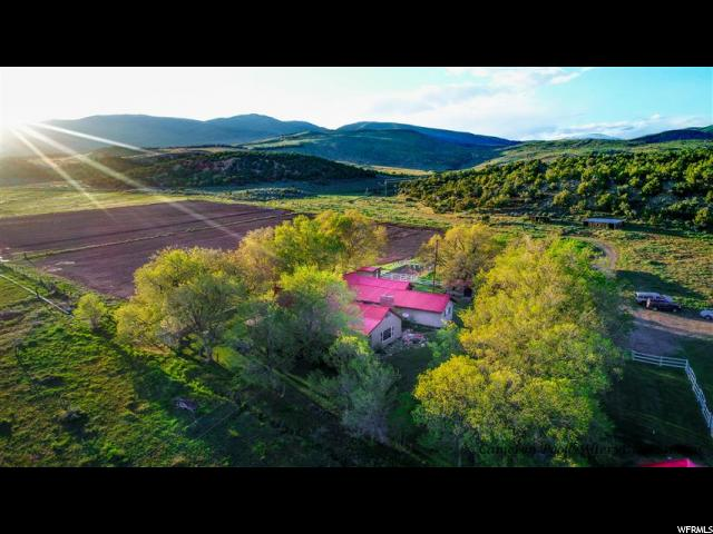 Single Family for Sale at 16225 N PARADISE PARK Road Lapoint, Utah 84039 United States