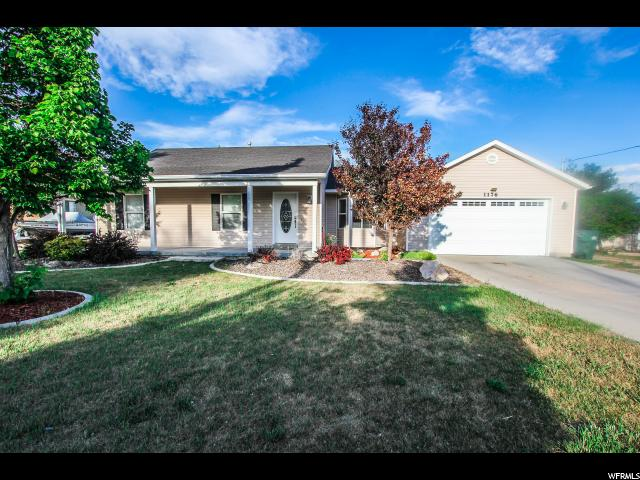 Single Family for Sale at 1176 N 3500 W Maeser, Utah 84078 United States