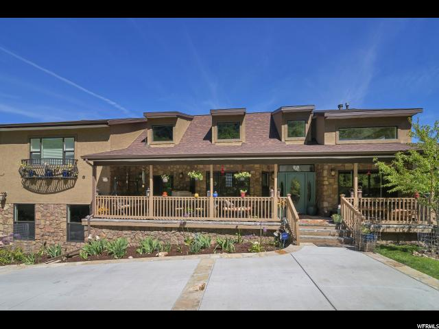 920 S PINEVIEW DR, Woodland Hills, UT 84653