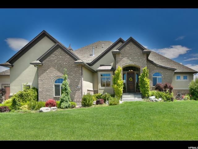Single Family for Sale at 379 S STARLIGHT Court Grantsville, Utah 84029 United States