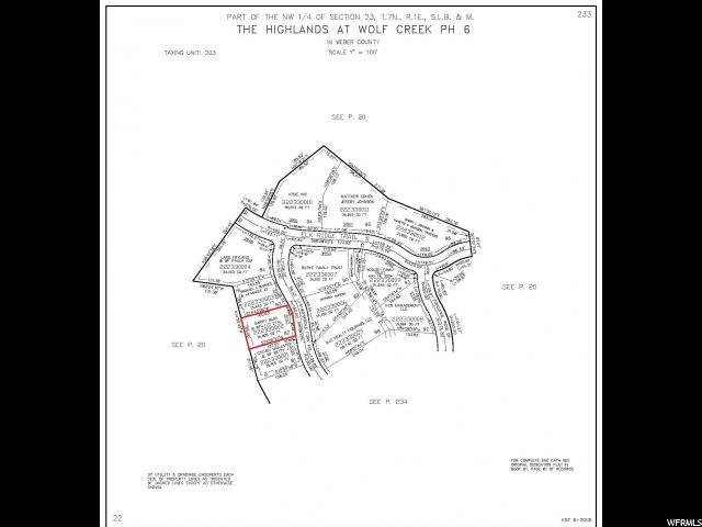 Additional photo for property listing at 3747 MIDDLE FORK Road 3747 MIDDLE FORK Road Eden, Utah 84310 United States