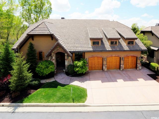 8782 S FALCON HEIGHTS LN, Cottonwood Heights UT 84093