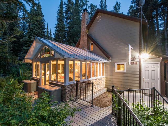Single Family for Sale at 11402 E SILVER FORK Road Brighton, Utah 84121 United States