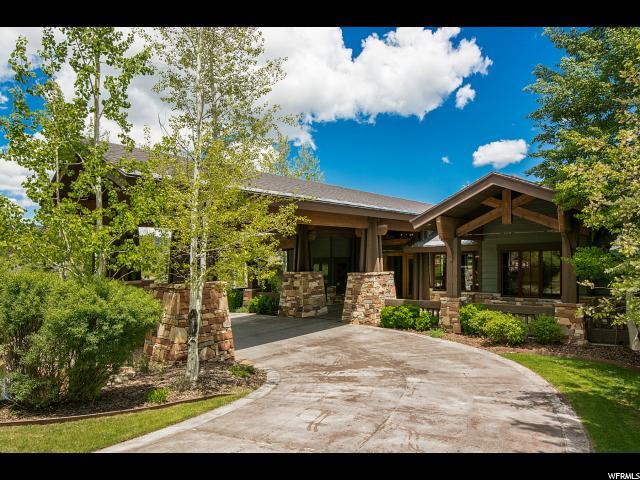 Single Family للـ Sale في 7838 GLENWILD Drive 7838 GLENWILD Drive Park City, Utah 84098 United States