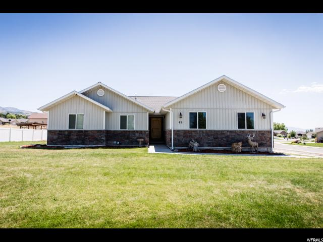 89 W 300 S, Richmond, UT 84333
