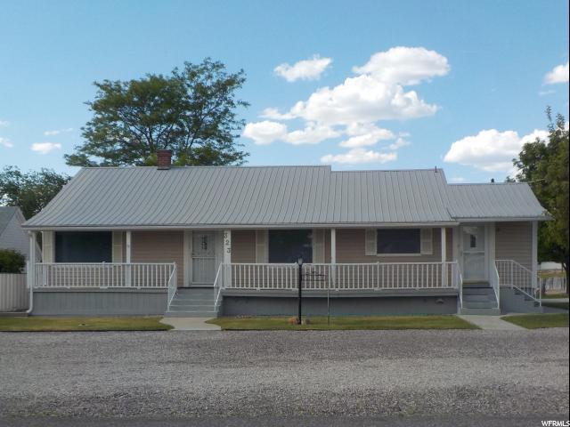 Один семья для того Продажа на 323 E 100 S 323 E 100 S Gunnison, Юта 84634 Соединенные Штаты