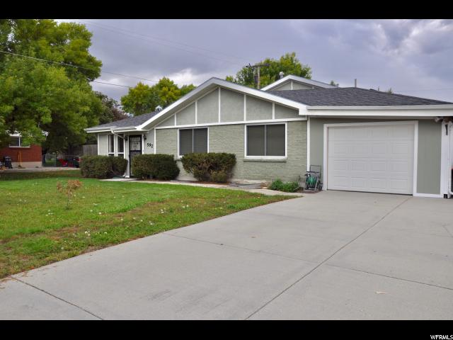 Single Family للـ Sale في 592 E 3735 S 592 E 3735 S South Salt Lake, Utah 84106 United States