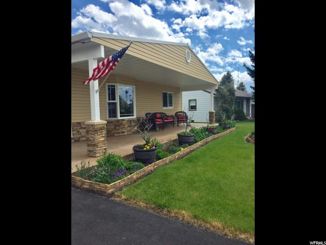 Один семья для того Продажа на 150 SODA CRK Soda Springs, Айдахо 83276 Соединенные Штаты