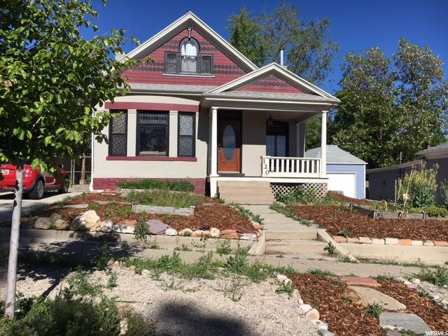 Home for sale at 120 N L St, Salt Lake City, UT  84103. Listed at 599900 with 5 bedrooms, 3 bathrooms and 2,610 total square feet