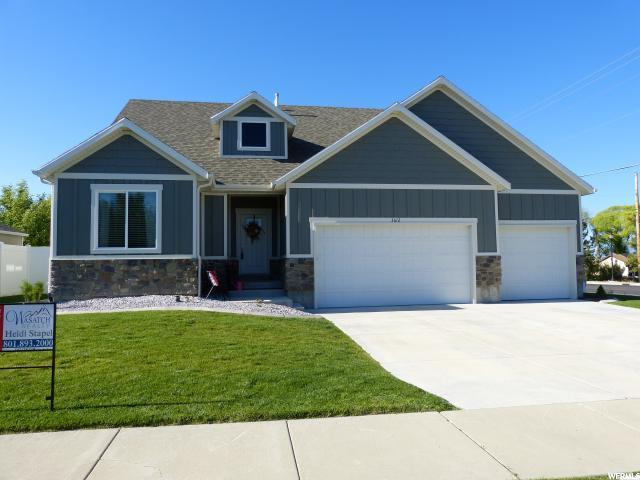 Single Family for Rent at 3612 W SALINAS Riverton, Utah 84065 United States