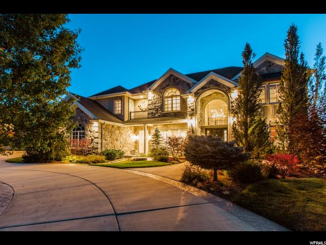 Single Family for Sale at 383 W PRIMROSE Court Farmington, Utah 84025 United States