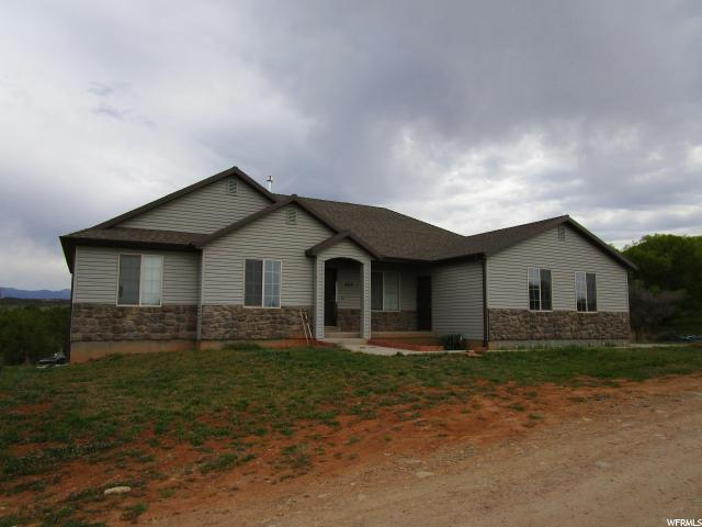 Single Family for Sale at 662 W 1100 N Blanding, Utah 84511 United States