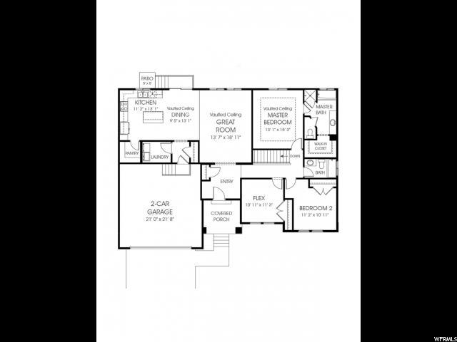 537 N TUNDRA CIR Unit 718 Saratoga Springs, UT 84045 - MLS #: 1454924