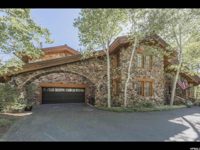 Single Family for Sale at 2780 ELADAR Place 2780 ELADAR Place Park City, Utah 84060 United States
