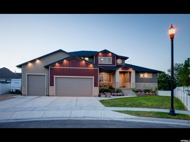 Single Family for Sale at 1988 W RIO VERDE CV West Jordan, Utah 84088 United States