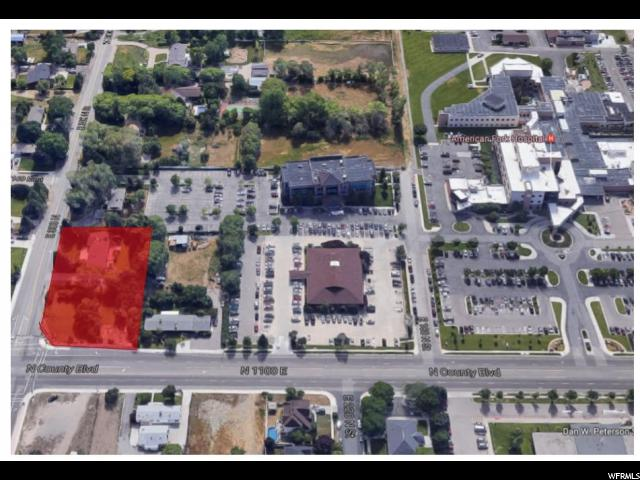 Land for Sale at 1134 E 300 N American Fork, Utah 84003 United States