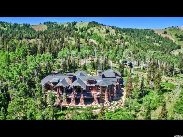 Single Family for Sale at 141 WHITE PINE CANYON Road Park City, Utah 84060 United States