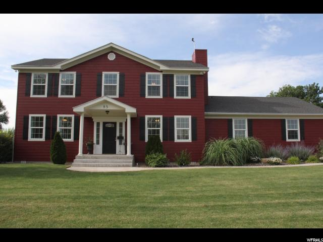 Single Family for Sale at 85 E 400 N 85 E 400 N Myton, Utah 84052 United States