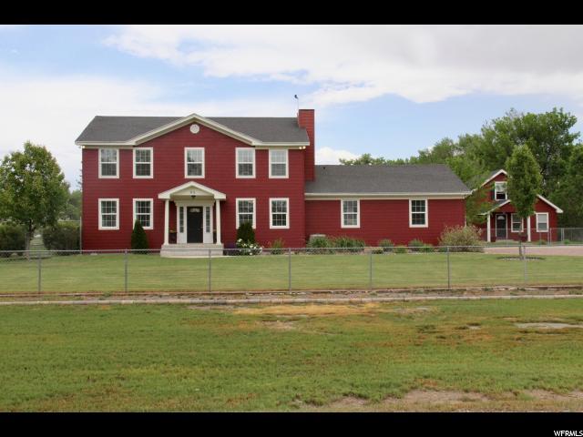 单亲家庭 为 销售 在 95 E 400 N Myton, 犹他州 84052 美国