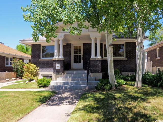 Home for sale at 1363 E Sherman Ave , Salt Lake City, UT  84105. Listed at 459000 with 3 bedrooms, 2 bathrooms and 2,272 total square feet