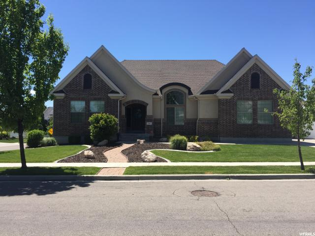 Single Family for Sale at 3061 W UINTAH RIDGE Court Taylorsville, Utah 84129 United States