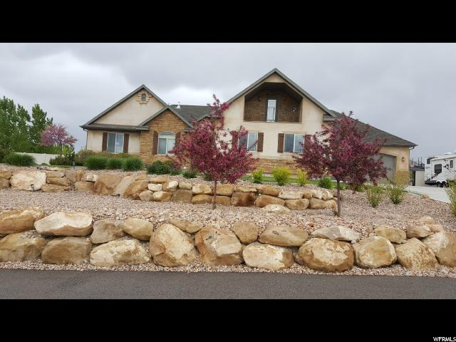 Single Family for Sale at 2305 E PRAIRIE VIEW Drive Eagle Mountain, Utah 84005 United States