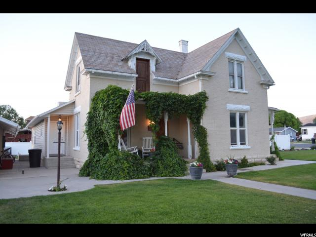 Unique la famille pour l Vente à 199 E 400 S Ephraim, Utah 84627 États-Unis