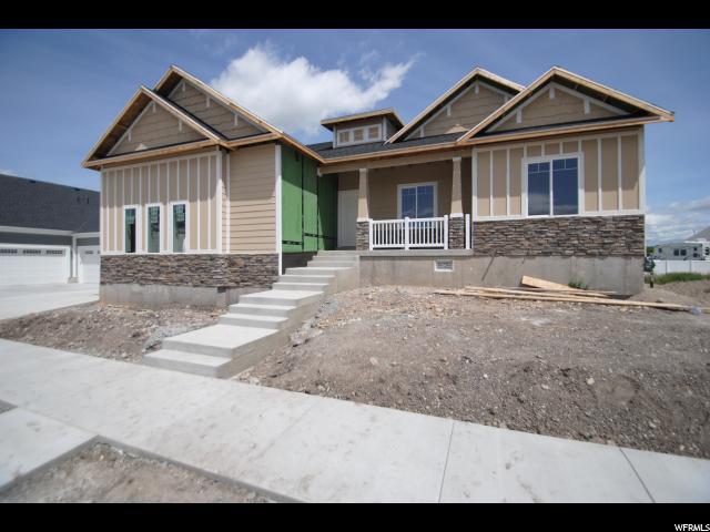 Hyrum Rambler/Ranch built 2017
