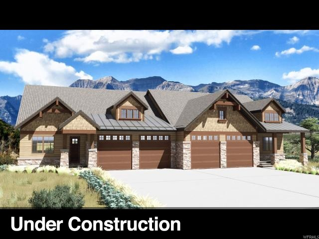 1644 E ABAJO PEAK CIR #19 Unit 19 Heber City, UT 84032 - MLS #: 1455587