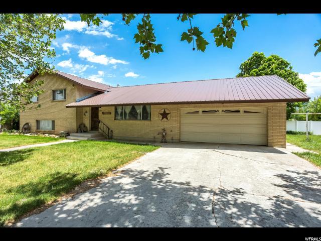 Один семья для того Продажа на 7493 S 3200 W Benjamin, Юта 84660 Соединенные Штаты