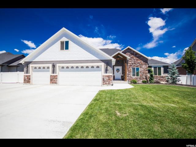 Single Family للـ Sale في 1859 E FAIRWAY Naples, Utah 84078 United States